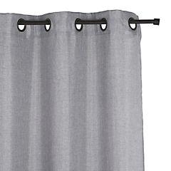 Cortina aconcagua 140x220 cm gris