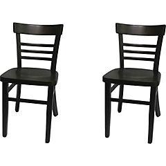 Set de 2 sillas Boston
