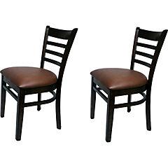 Set de 2 sillas Chicago