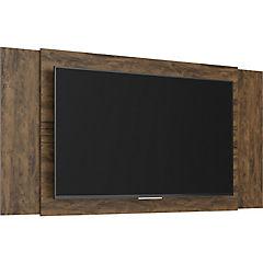 Rack + panel 160x68x37 cm Cacao