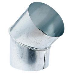 Codo para tubo Acero galvanizado 5