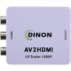 Conversor de video av a HDMI