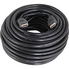 Cable HDMI 15m conectores baño oro