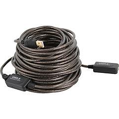 Cable de extension activo USB 2.0 15m
