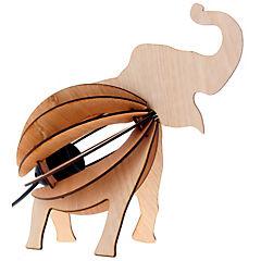 Lámpara sobremesa 3d elefante
