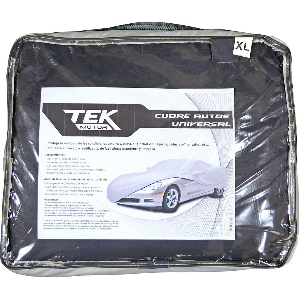 Cubre auto talla XL peva algodón tejido doble capa - Sodimac.com