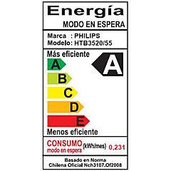 Ampolleta led bulbo essential 9w luz cálida