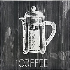 Canvas Jarra café 40x40 cm