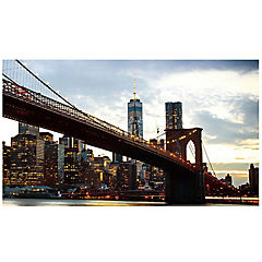 Canvas puente San Francisco 40x70 cm
