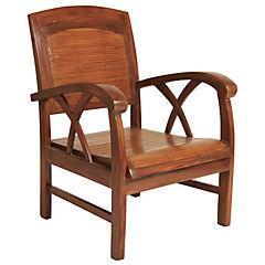 Sitial madera 83x57x54 cm
