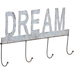 Perchero dream 26x5x48 cm