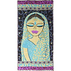 Toalla Pareo ISA India 80X160 cm