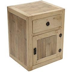 Velador madera 60x40x40 cm