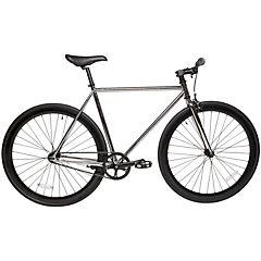 Bicicleta Urbana Aro 28 cromado, talla L