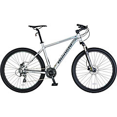 Bicicleta 27,5 peregrine sx - talla l gris mate