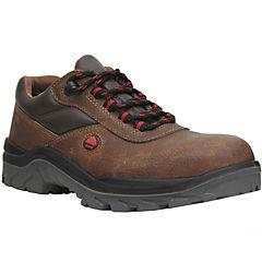 Zapato de seguridad PU Passat Low café N°43