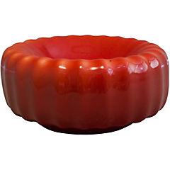 Cenicero Padua 14 cm rojo