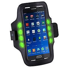 Porta celular Led para el brazo