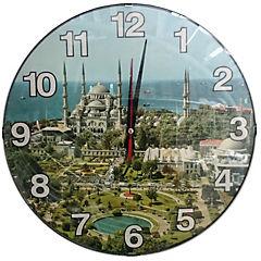 Reloj Vidrio Istanbul I 35 cm