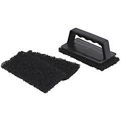 Fibra para parrillas Scrubber (3 pads)