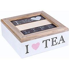 Caja I love tea