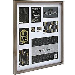 Marco 40x50 cm Metalizado Collage Cobre
