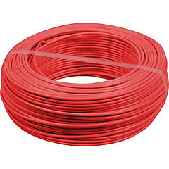 Cable thhn plus (Thwn-2) 10 Awg 100 mts Rojo