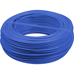 Cable thhn plus (Thwn-2) 10 Awg 100 mts Azul