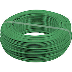 Cable thhn plus 14 awg verde rollo 100 ml