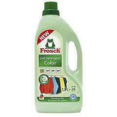 Detergente líquido concentrado ropa color1,5l