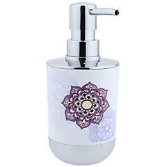 Dispensador de jabón diseño mándala