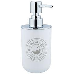 Dispensador de jabón diseño bañera