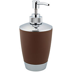 Dispensador de jabón café
