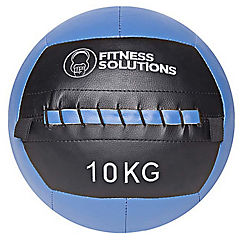 Balón medicinal 10 kilogramos azul