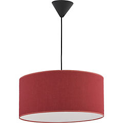Lámpara colgante 20 cm 1 luz 60 W