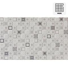 Cerámica muro 25x40 cm blanco 1,5 m2
