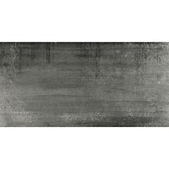 Porcelanato esmaltado impresión digital 37,5x75 cm gris 1,69 m2