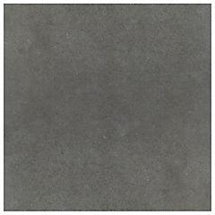 Porcelanato esmaltado 25x25 cm gris 1 m2
