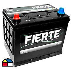 Batería libre mantención 60 a 12v positivo izquierdo