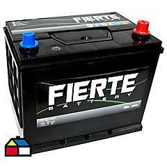 Batería libre mantención 75 a 12v positivo derecho