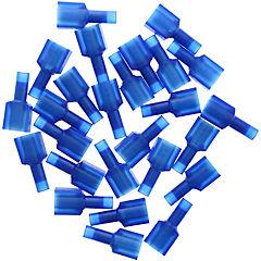 Terminal manguito 14-16 awg azul