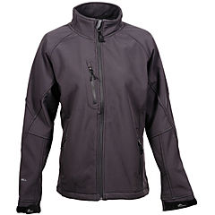 Softshell Andres Mujer gris Medio talla S