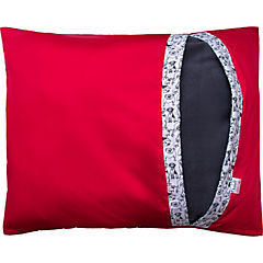 Cama-saco para mascotas Lateral S rojo