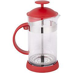 Cafetera presión Joy 1 litro roja