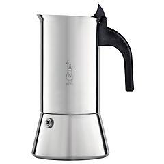 Cafetera Venus 6t acero inoxidable