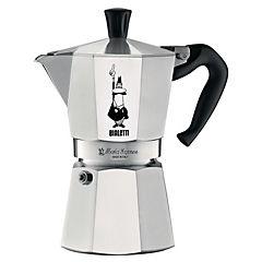 Cafetera moka express 3 tazas