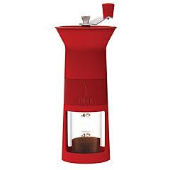 Molinillo de café rojo
