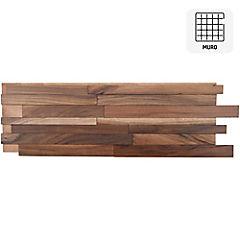 Revestimiento madera acacia 20x120 0.48m