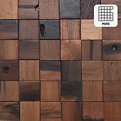 Malla madera 30x30 cm 0,09 m2