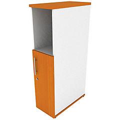 Mini locker media puerta derecho peral